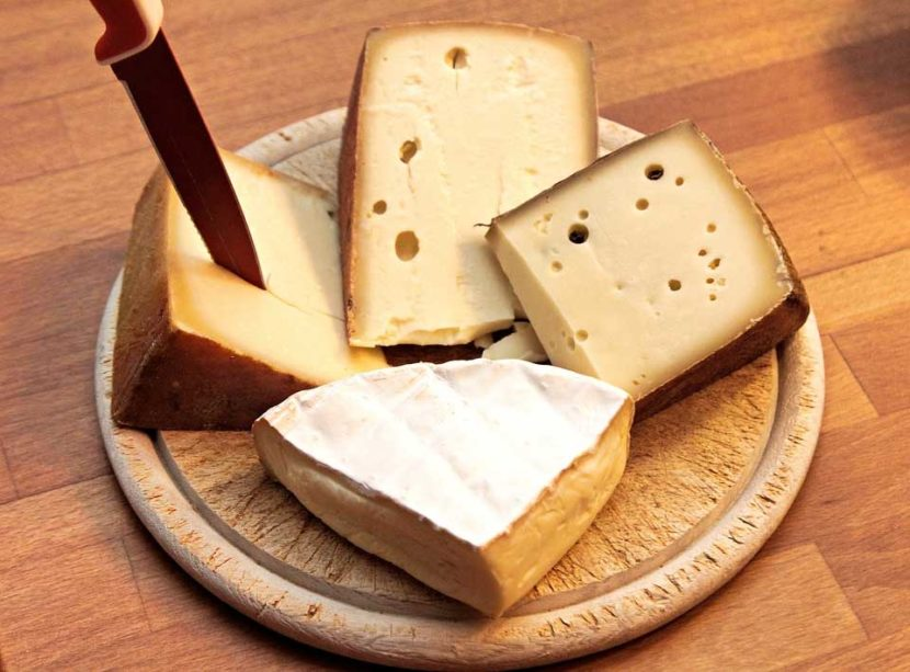 jose mier gastronomy cheese plate image