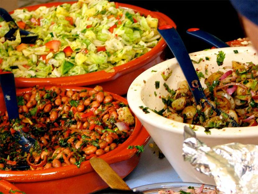 Jose Mier's Turkish Food Photo