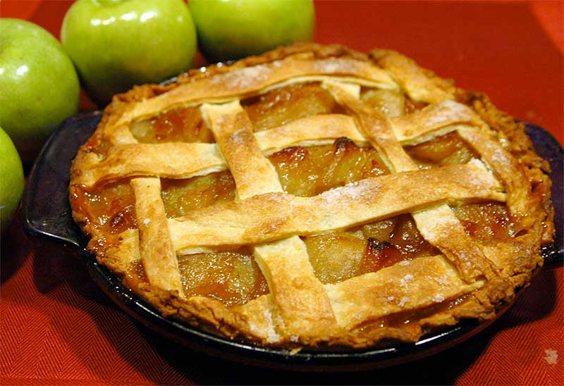 chef jose mier apple pie