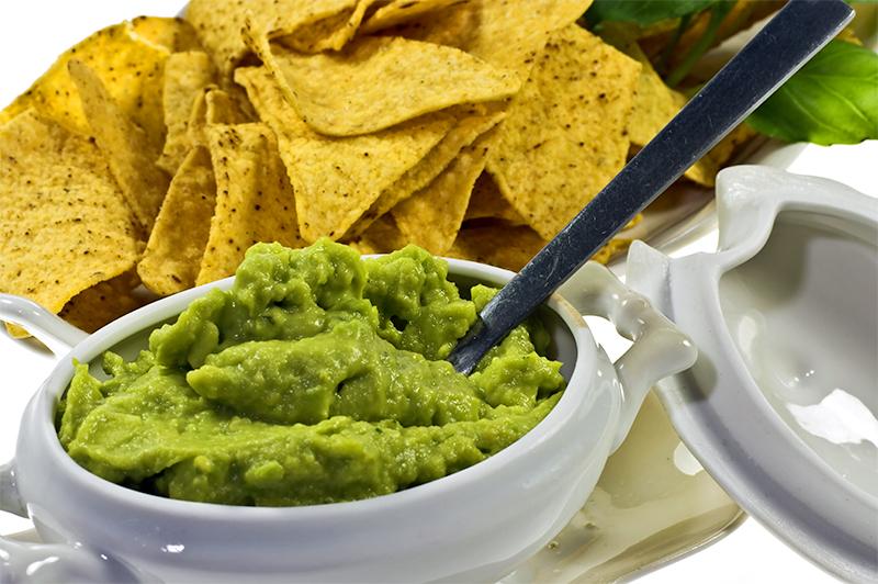 chef jose mier's guacamole