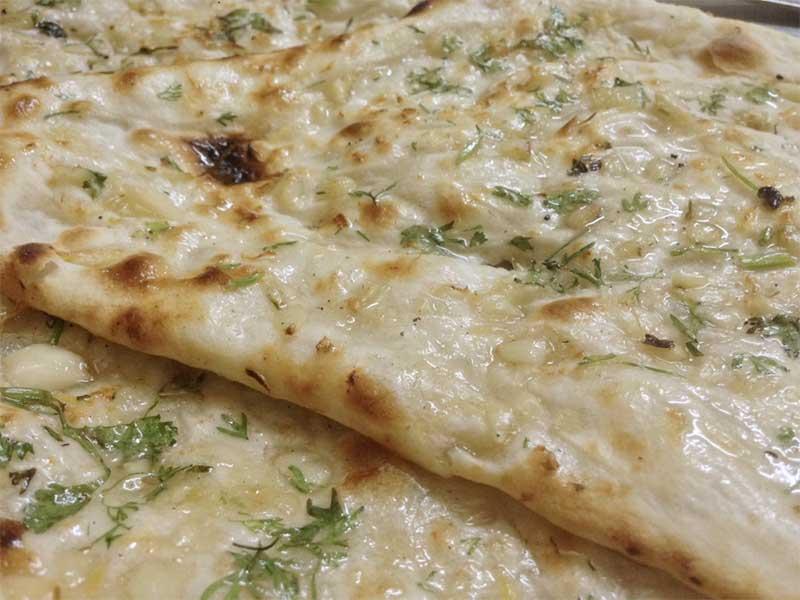 jose mier gastronomy garlic naan
