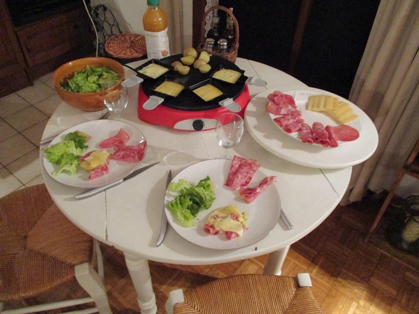 jose mier raclette