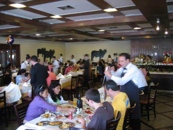 Jose Mier churrascaria Sun Valley CA