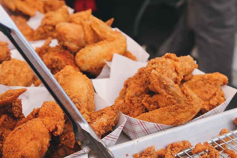 Fried chicken a la Jose MIer