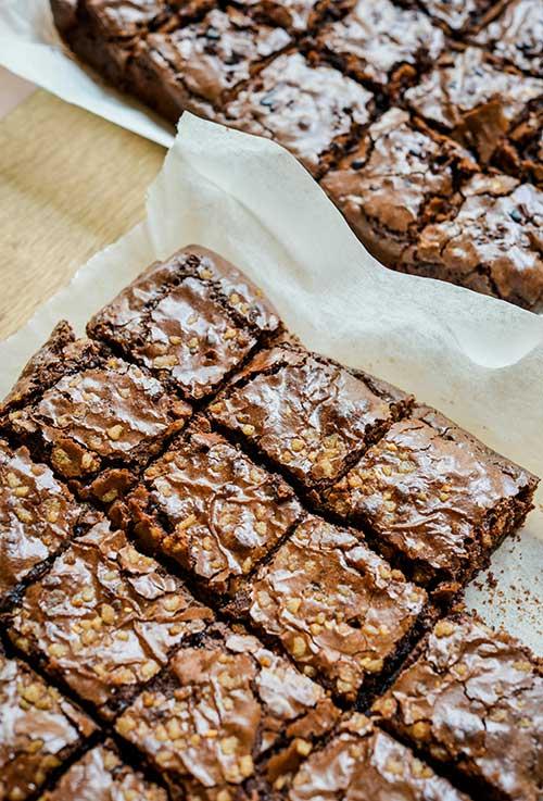 Brownies a la Jose Mier