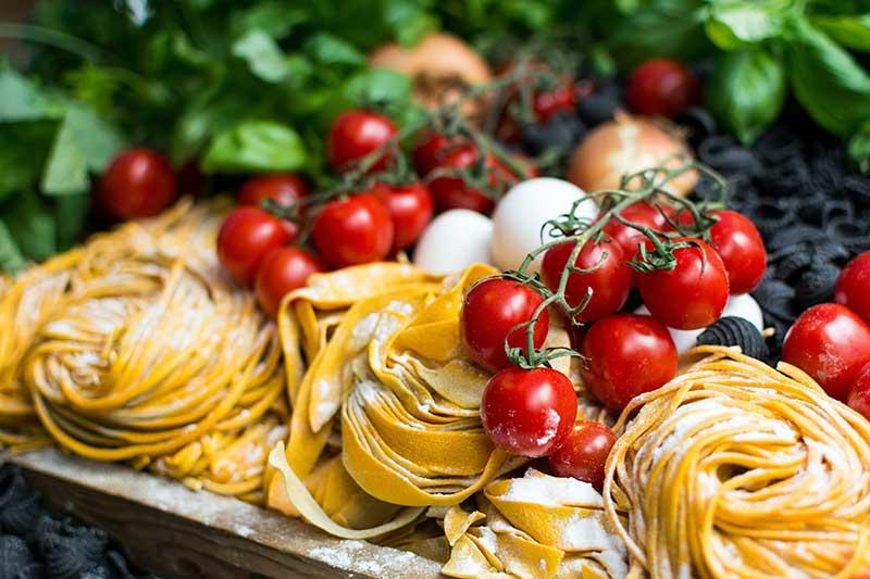 Jose Mier Italian food website